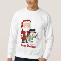 Christmas Pals Holiday sweatshirt