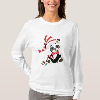 Christmas Panda T-Shirt