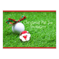 Christmas Par tee Invitation