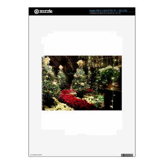 Christmas Paradise Decal For iPad 3
