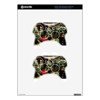 Christmas Paradise Xbox 360 Controller Skin
