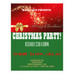 Christmas Party Event Announcement DJ CLUB Flyer