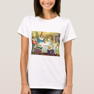 Christmas Party in Animal Land T-Shirt