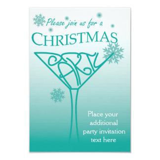 Christmas Party Invitation design
