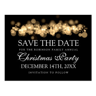 Christmas Party Save The Date Gifts on Zazzle