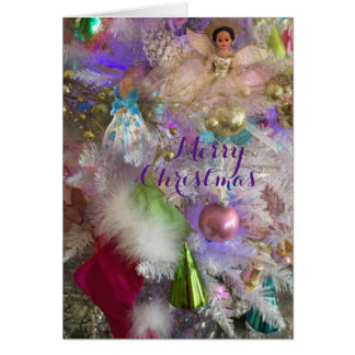 Christmas Pastels Card