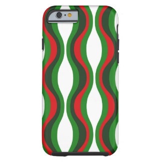 Christmas Pattern iPhone 6 shell case Tough iPhone 6 Case