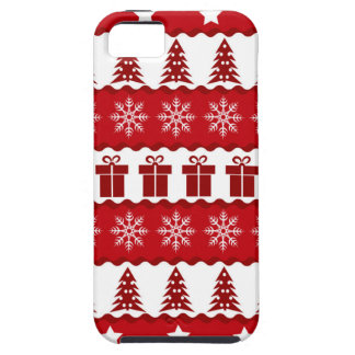 Christmas Pattern, iPhone Case