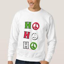 """Christmas Peace """"ho ho ho"""" - Sweater"""