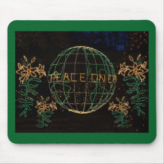 Christmas Peace on Earth 1 Mouse Pad