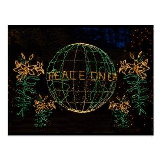 Christmas Peace on Earth 1 Postcard