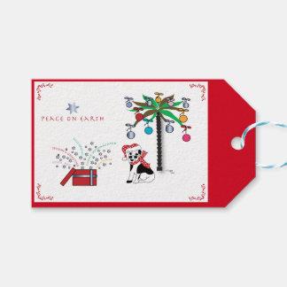 Christmas - Peace on Earth- Holiday Gift Tags