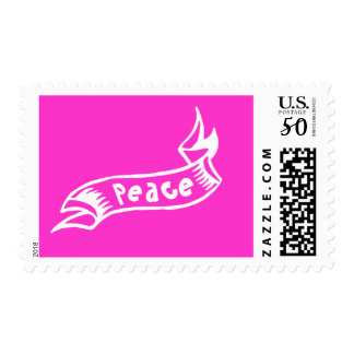 "Christmas ""Peace"" Postage"