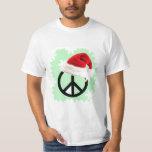 Christmas Peace T Shirts