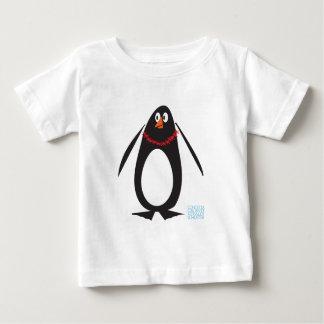 Christmas Penguin Baby T-Shirt