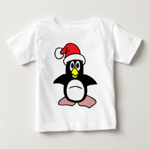 3d14dc0d Christmas Penguin T-Shirts - T-Shirt Design & Printing | Zazzle
