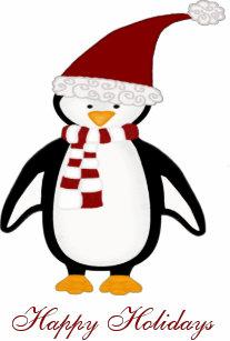 95a6dcc5e Cute Christmas Penguins Baby Clothes & Shoes | Zazzle