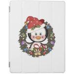 Christmas Penguin iPad Cover