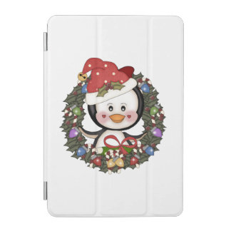 Christmas Penguin iPad Mini Cover