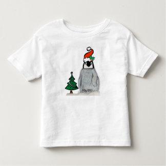 CHRISTMAS PENGUIN kids t shirt son daughter etc.