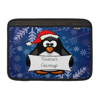 Christmas Penguin MacBook Air Sleeve