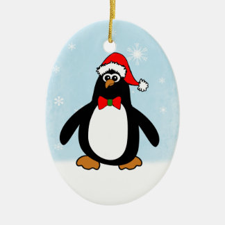 Christmas Penguin Ornaments