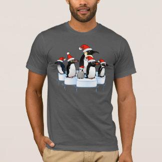 Christmas Penguin Party T-Shirt