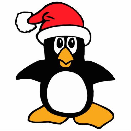 Penguin cutouts new calendar template site
