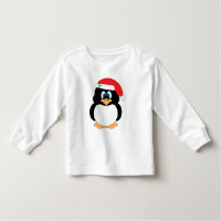Christmas Penguin Shirt