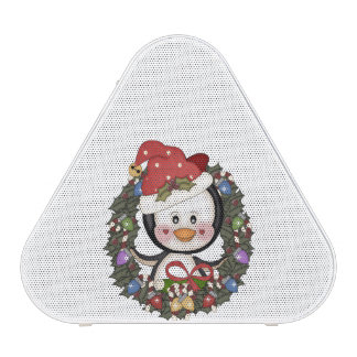 Christmas Penguin Speaker