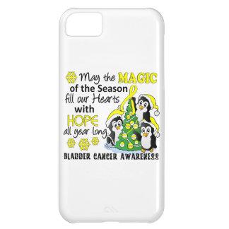 Christmas Penguins Bladder Cancer Case For iPhone 5C