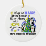 Christmas Penguins Down Syndrome Christmas Tree Ornaments