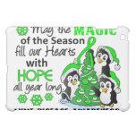 Christmas Penguins Lyme Disease iPad Mini Cover