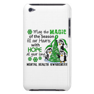 Christmas Penguins Mental Health Case-Mate iPod Touch Case