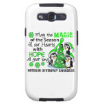 Christmas Penguins Muscular Dystrophy Galaxy SIII Covers