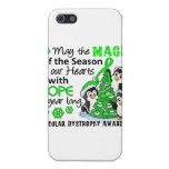 Christmas Penguins Muscular Dystrophy iPhone 5 Covers