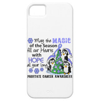 Christmas Penguins Prostate Cancer iPhone 5 Cover