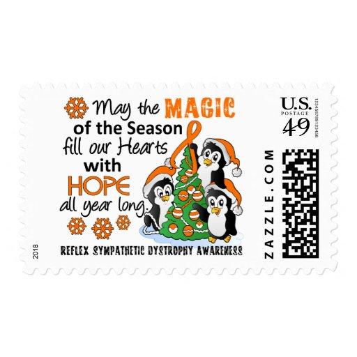 Christmas Penguins RSD Postage