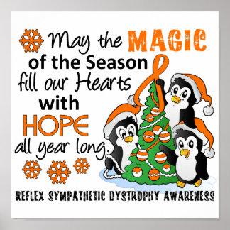 Christmas Penguins RSD Print