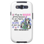 Christmas Penguins SIDS Galaxy S3 Case
