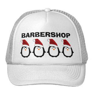 Christmas Penguins Trucker Hat