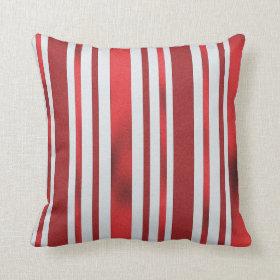 Christmas Peppermint Pillow
