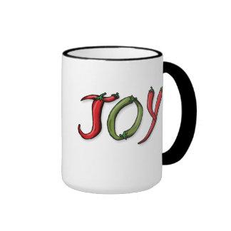 Christmas Peppers mug
