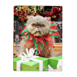 Christmas - Persian Cat - Frannie Dry-Erase Boards
