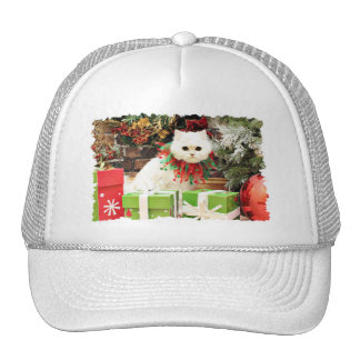 Christmas - Persian Cat - Toby Hats