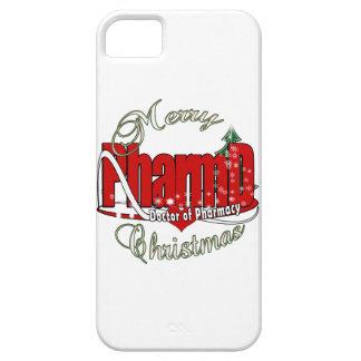 CHRISTMAS PharmD Doctor of Pharmacy iPhone 5 Covers