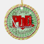 CHRISTMAS PhDDoctor of Philosophy Ornament