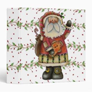 Christmas Photo Album Binder