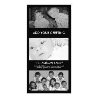Christmas Photo Card - 3 photos