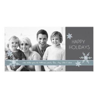 Christmas Photo Card - Happy Holidays Photo Card